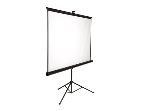 "HIRE 110"" Tripod Projector Screen"
