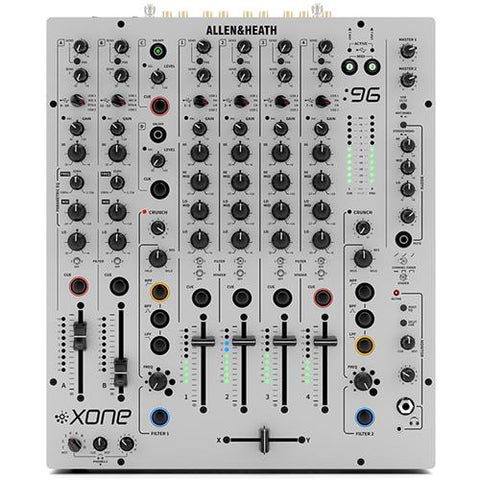 HIRE Allen Heath Xone 96 - 6 ch Analogue DJ Mixer / Interface