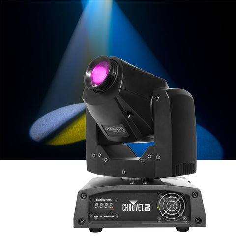 HIRE Chauvet Intimidator Spot-LED150 Moving Head