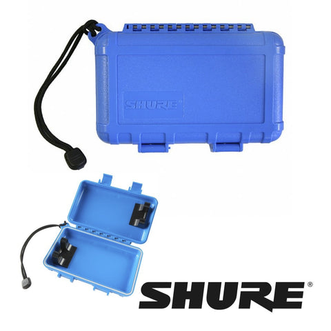 Shure MCC Carry Case, Fits 4 x Headshell