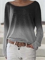 Cotton Casual Long Sleeve Sweater