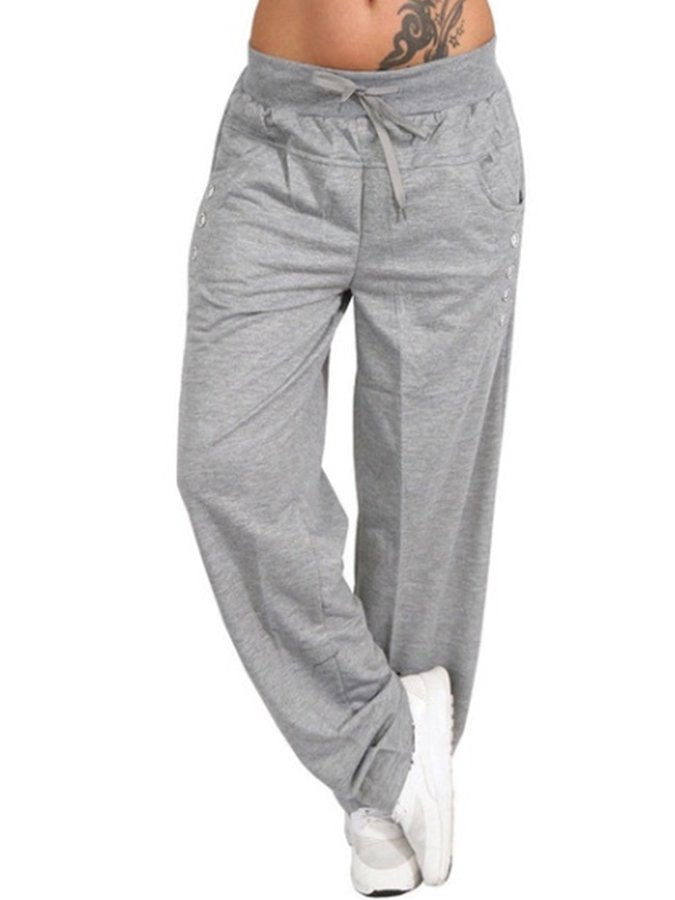 Pockets Shift Pants
