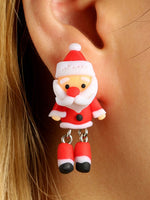 As Picture Casual Earrings