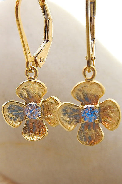 Mini Flower Earring - Mini Blossom