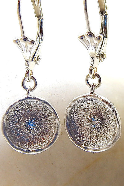 Mini Lily Pad Earring - Lily Pad