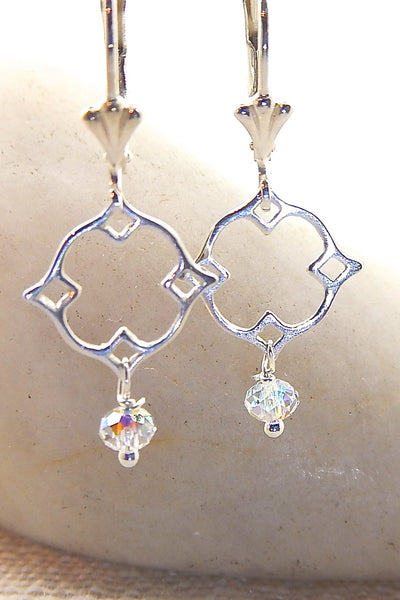 Renata Earring - Modern Arabesque