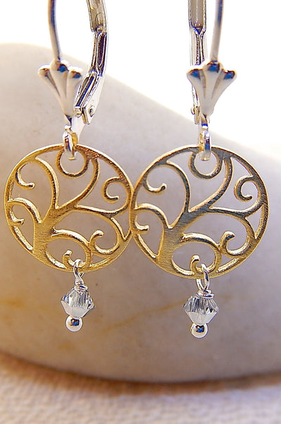 Mini Tree of Life Earring - Tree of Life