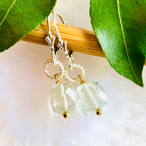 Abigail Gemstone Earrings