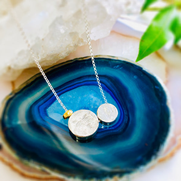 Moons Pendant Necklaces