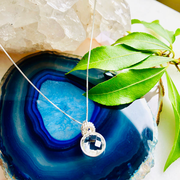 Ally Gemstone Pendant Necklaces