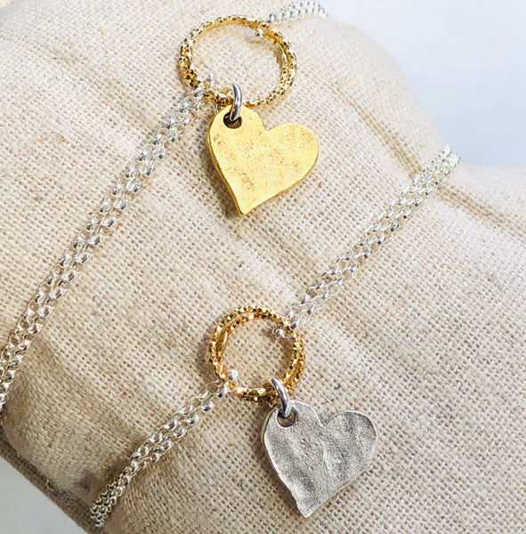 Love Bracelet in Silver or Gold