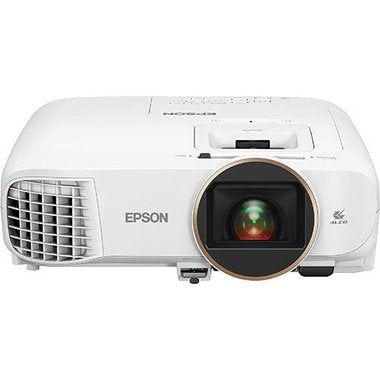 Epson Home Cinema 2100 - 3D Full HD ( ) 1080p 3LCD Projector with Speaker - 2500 lumens - White