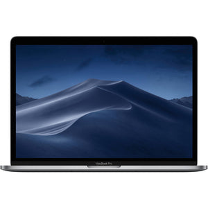 "Apple 13.3"" MacBook Pro with Touch Bar (Mid 2019, Space Gray)"