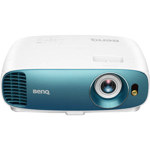 BenQ – TK800M 4K DLP Projector with High Dynamic Range – Blue/White