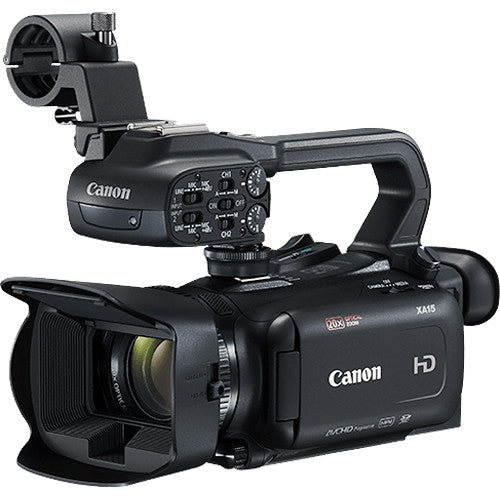 Canon XA11 Compact Full HD Camcorder with HDMI and Composite Output (PAL)