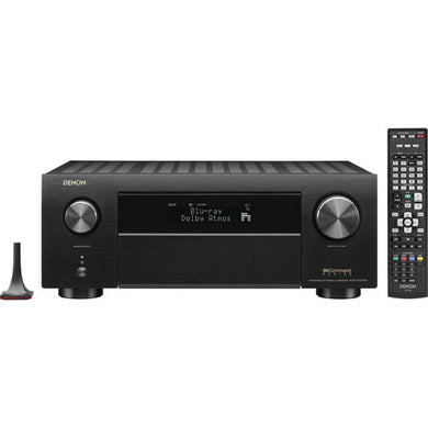 Denon AVR-X4500H 9.2-Channel Network A/V Receiver