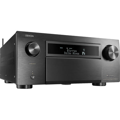 Denon AVR-X8500H 13.2-Channel Network A/V Receiver (Black)