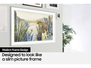 "Samsung The Frame LS03A Series QN43LS03AAF - 43"" QLED Smart TV - 4K UltraHD"