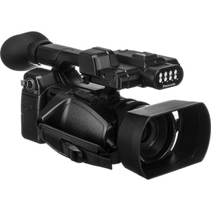 Panasonic AG-AC30 Full HD Camcorder with Touch Panel LCD Screen & Built-In LED Light