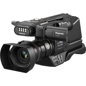 Panasonic HC-MDH3 AVCHD Shoulder Mount Camcorder with LCD Touchscreen & LED Light