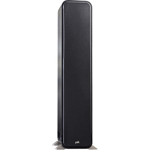 Polk Audio Signature Series S55 Floorstanding Speaker (Washed Black Walnut, Single)