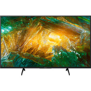 "Sony X800H Series 49"" Class HDR 4K UHD Smart LED TV"