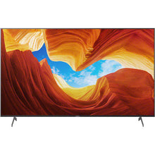 "Load image into Gallery viewer, Sony X900H 65"" Class HDR 4K UHD Smart LED TV XBR65X900H"
