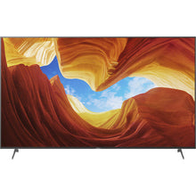 "Load image into Gallery viewer, Sony X900H 85"" Class HDR 4K UHD Smart LED TV XBR85X900H"