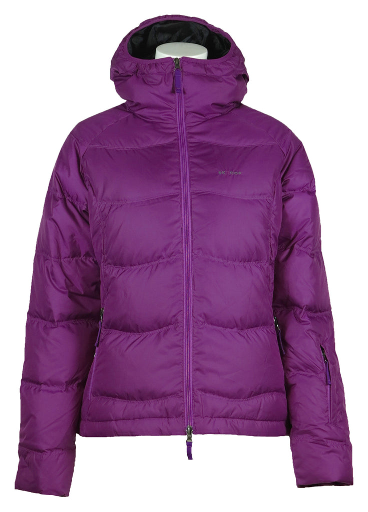 Short Down Jacket Clover