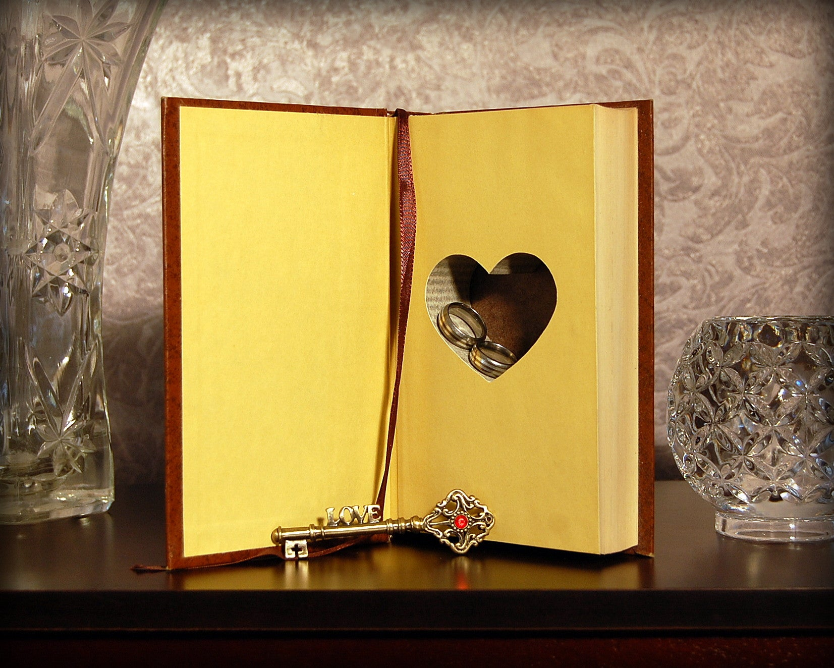 Romance Treasury: Three Stories - Secret Safe Books