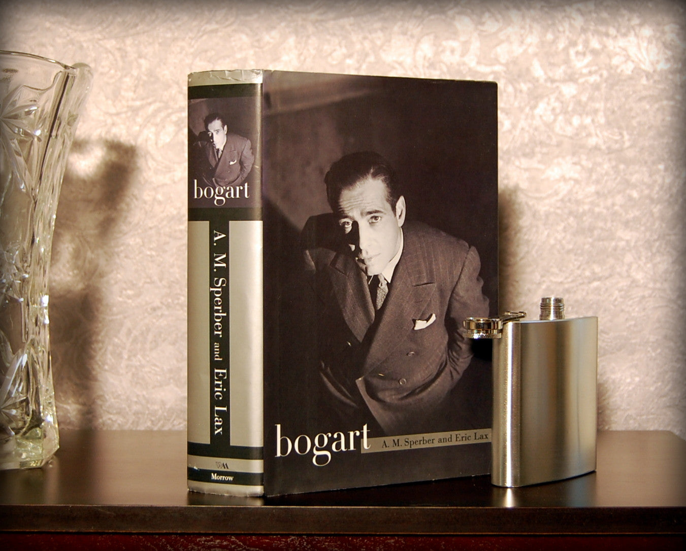 Humphrey Bogart / Ann Sperber - Secret Safe Books  - 1
