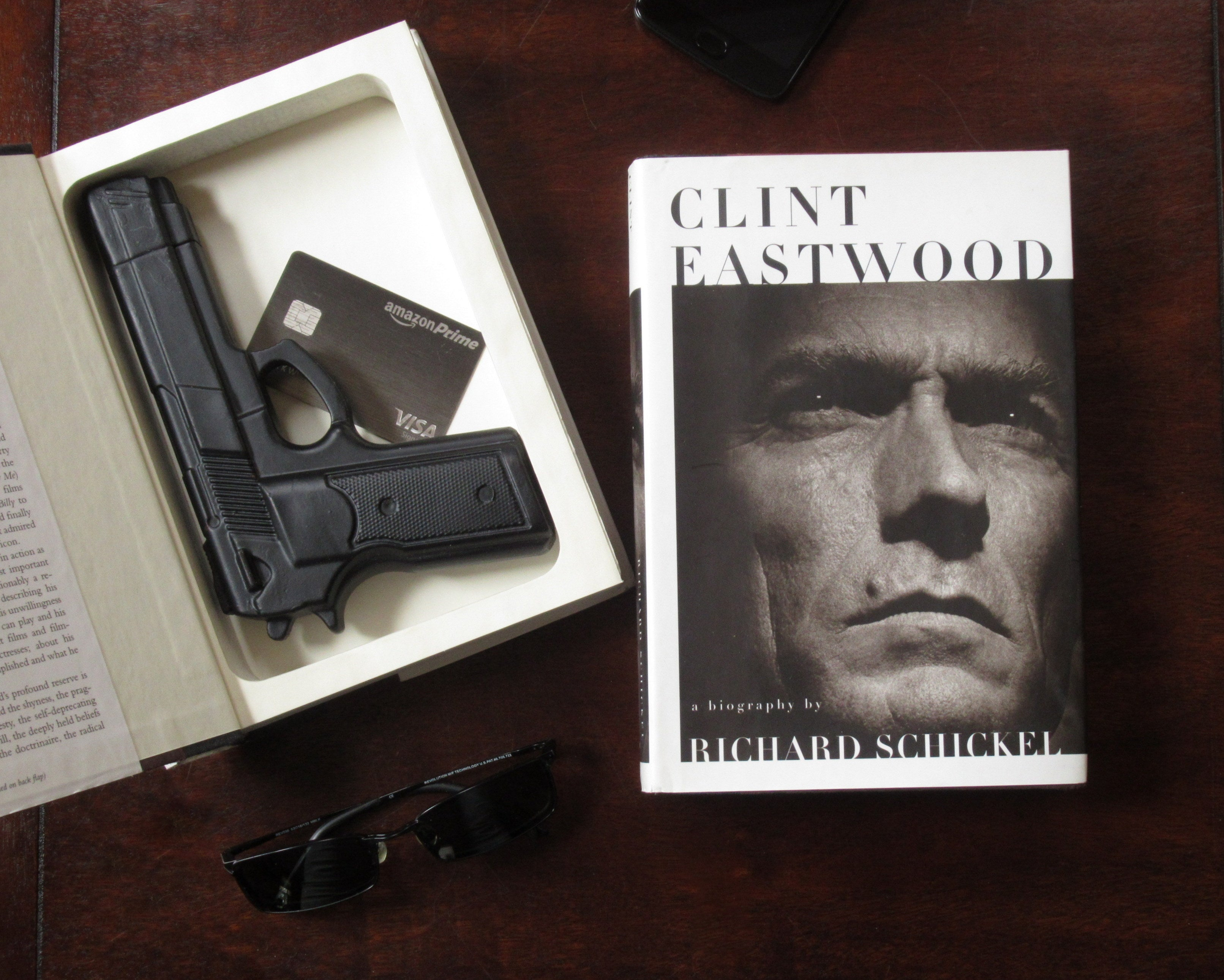 Clint Eastwood / Schickel