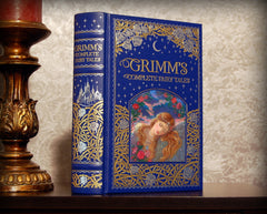 Grimm's Complete Fairy Tales (B) - hollow book safe - secret hiding place