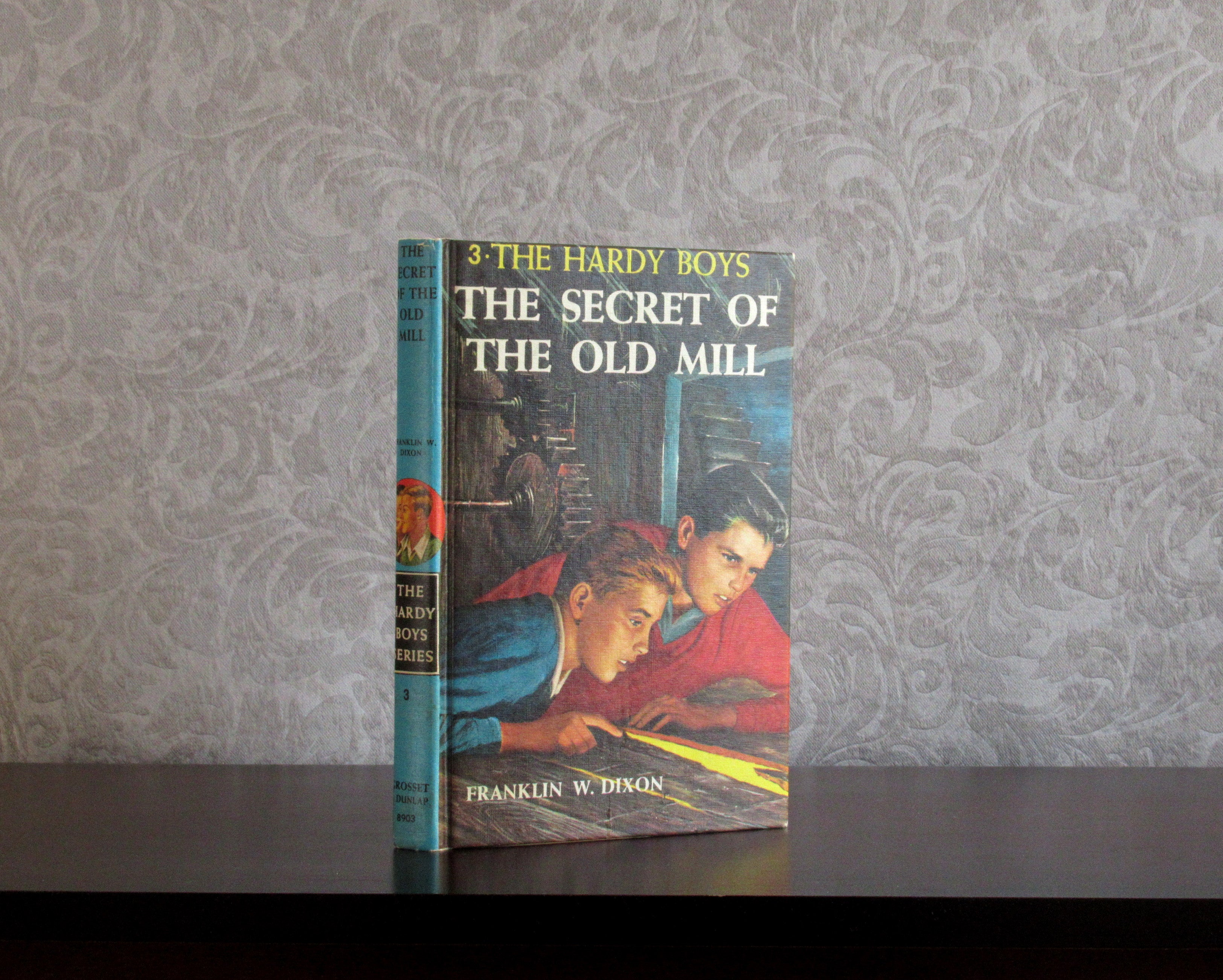 The Hardy Boys: The Secret of the Old Mill (1962)