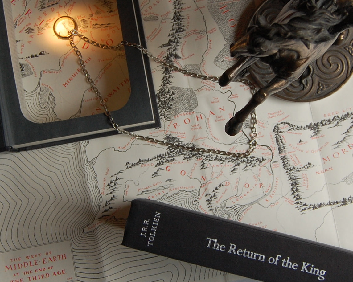 Lord of the Rings: Return of the King / J.R.R. Tolkien