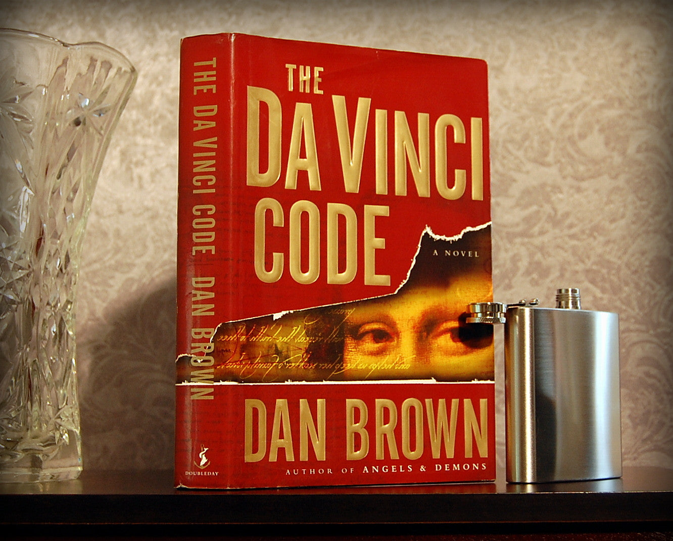 The Da Vinci Code - Secret Safe Books  - 1
