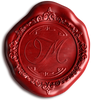 marked seal