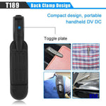 Mini DVR Pocket Spy Pen Camera T189 Full HD 1080P Hidden Video Voice Recorder US