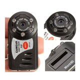 Mini WIFI P2P Wireless Spy Micro Camera Q7 DV DVR Recorder Hidden Camera BBC