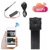 Mini WIFI 1080P Spy Hidden IP Camera Wireless DIY Module DVR NVR Nanny Cam ATF