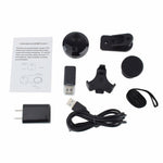 HD 1080P Wireless Wifi Mini Camera Hidden Camcorder IP Cam Night Vision DVR