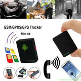 A8 Time Car&Kid&Pet GSM/GPRS/GPS Global Locator Real Tracking Tracker Braw US