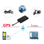 Quad band GPS Tracker GT02 GF07 Car Anti-Theft system Vehicle GSM GPRS Tracking