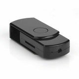 Mini USB Flash Drive Pinhole Hidden Sp y Camera U Disk HD DVR Video Recorder Cam