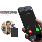 N9 Spy Tri-band Ear Bug GSM Mini Sim Card Two-Way Auto Answer &Dial Hidden Audio