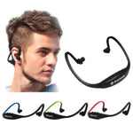 S9 Gym Sport Wireless Bluetooth 4.1 With Mic Earphone stereo Headphones Headset