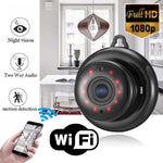 1080P Wireless Mini WIFI Night Vision Smart Home Security Camera Monitor ASS