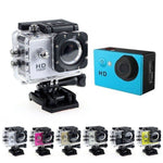 Waterproof SJ4000 HD480P Ultra Sports Action Camera DVR Helmet Camcorder ATF