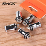 For SMOK Vape Replacement Pen 22 NiCr Coils 0.3ohm/0.15 ohm Dual Core 5PCS/Set