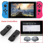 Left & Right Joy-Con Game Controllers Gamepad Joypad for Nintendo Switch Console
